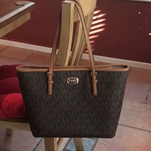 Michael Kors logo Tote, New with tags